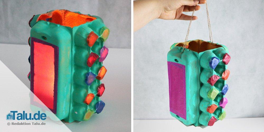 Recyclingbasteln Upcycling Ideen Zum Basteln Mit Mull Und Abfall