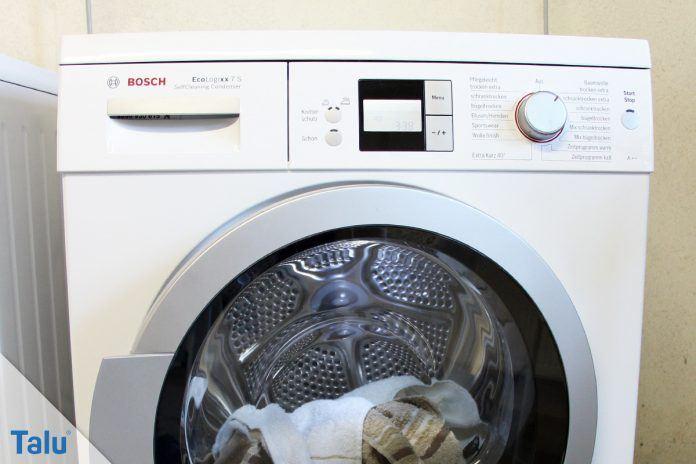 waschmaschine zieht kein wasser m gliche ursachen
