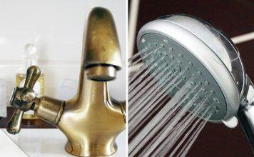 Geringer Warmwasserdruck