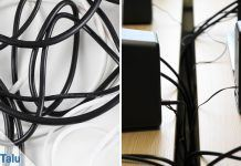 Kabel verstecken