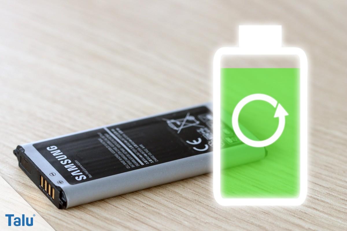 Fabulous Android: Akku kalibrieren in nur 6 Schritten - so geht's - Talu.de GA29