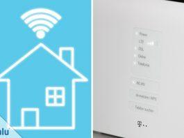 Heimnetzwerk einrichten