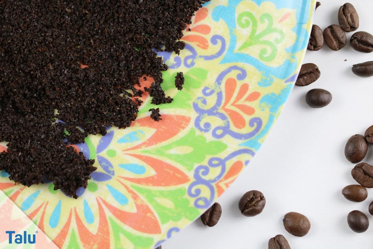 Kaffeesatz Als Dünger - Hervorragend Für Garten Und Zimmerpflanzen ... Dunger Fur Den Garten Pflanzen Kuche