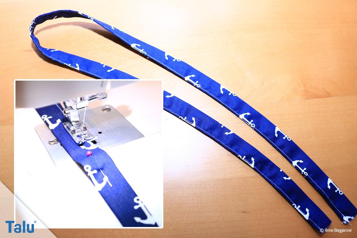 Berühmt Schlüsselanhänger/ Schlüsselband nähen - aus Stoff/Filz BJ38