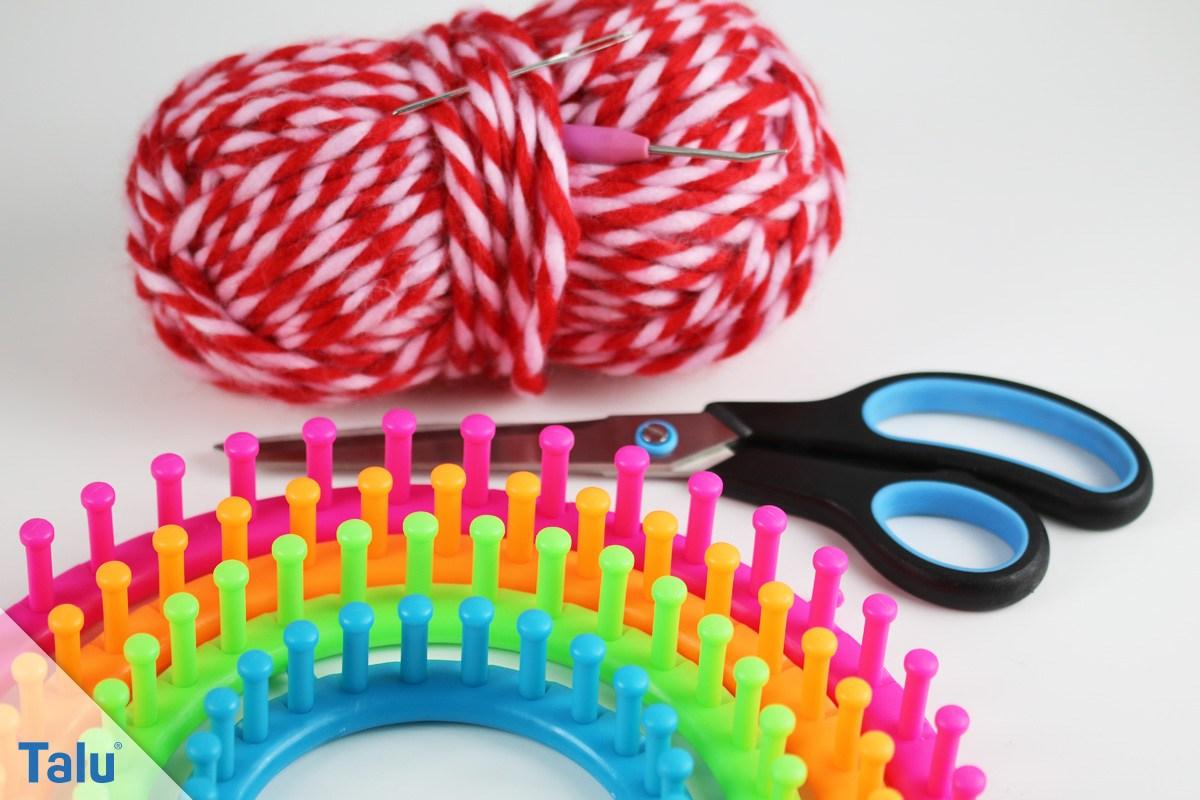 strickrahmen und material - Strickrahmen Muster