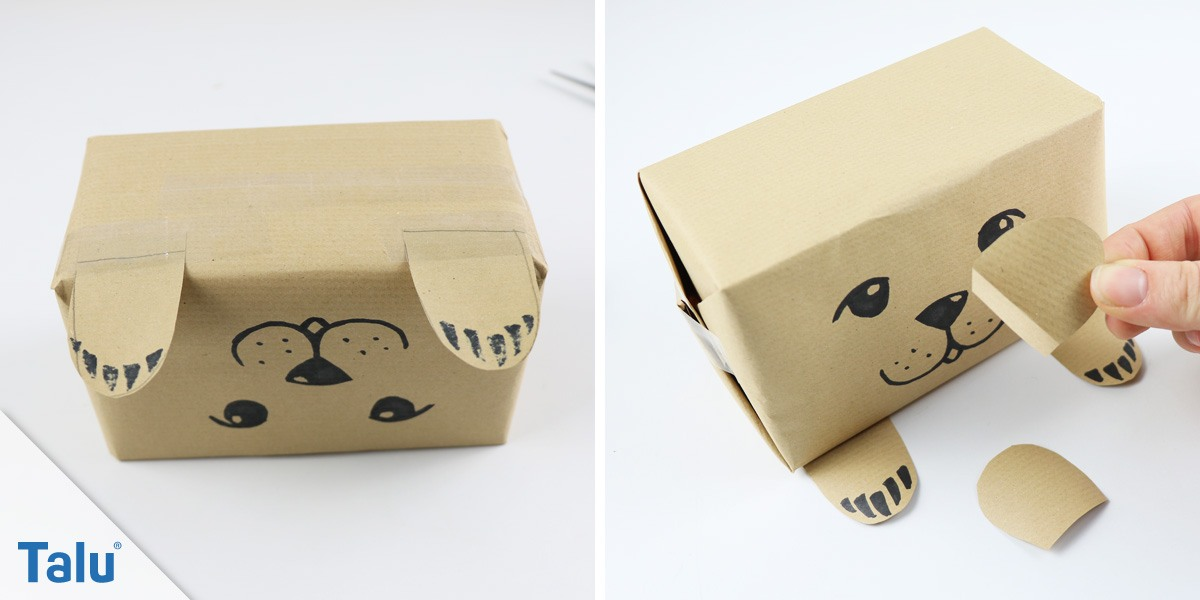 geschenkverpackungen basteln 11 ideen zum selbermachen. Black Bedroom Furniture Sets. Home Design Ideas