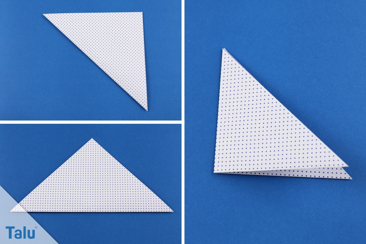Origami Friedenstaube