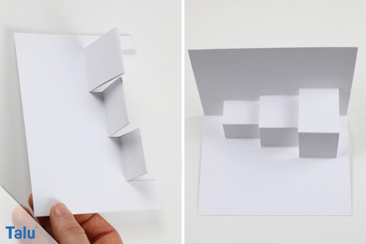 Pop Up Karten Basteln 3 Ideen Mit Anleitung Und Vorlage Talu De