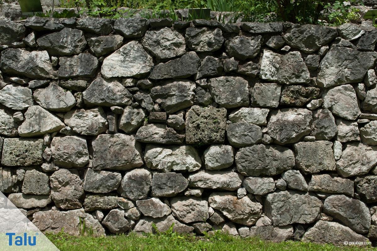 Naturmauer