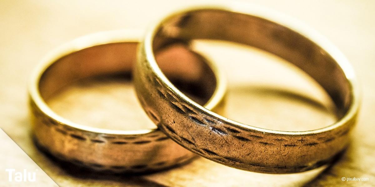 Hochzeitsjahre Bezeichnung Die Bedeutung Der