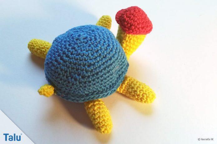 Niedliche Schildkröte Häkeln Anleitung Für Anfänger Talude