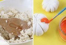 Basteln mit Salzteig