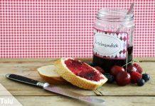 Marmeladenetiketten