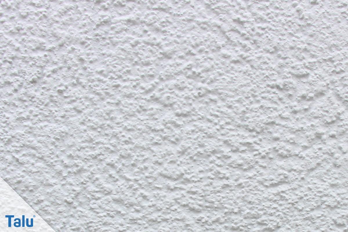 Relativ Welchen mineralischen Putz für Fassaden - Mineralputz oder HB65