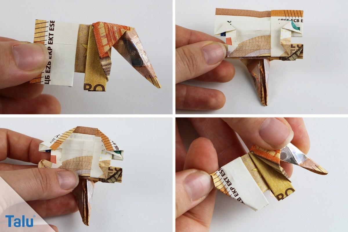 Origami Elefant