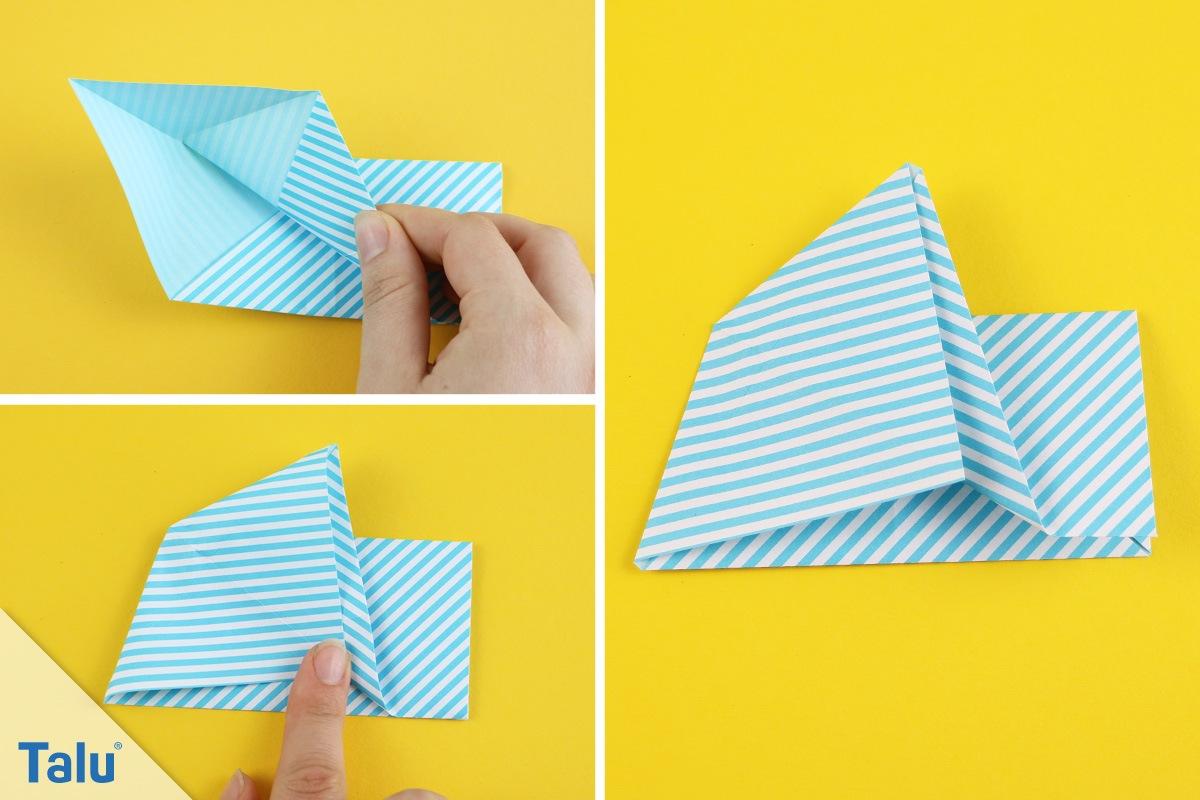 origami hund falten anleitung zum basteln. Black Bedroom Furniture Sets. Home Design Ideas