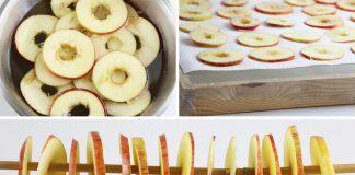 Apfelringe selber machen