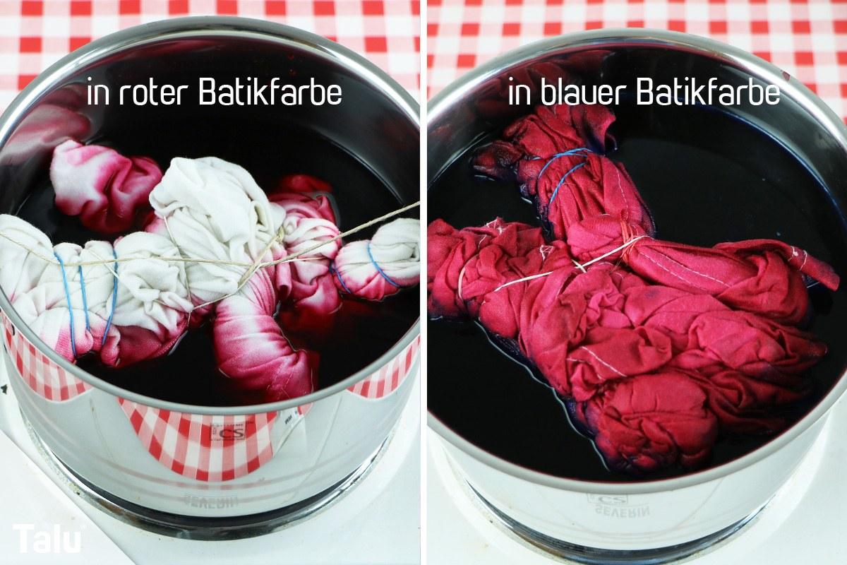 Batik selber machen
