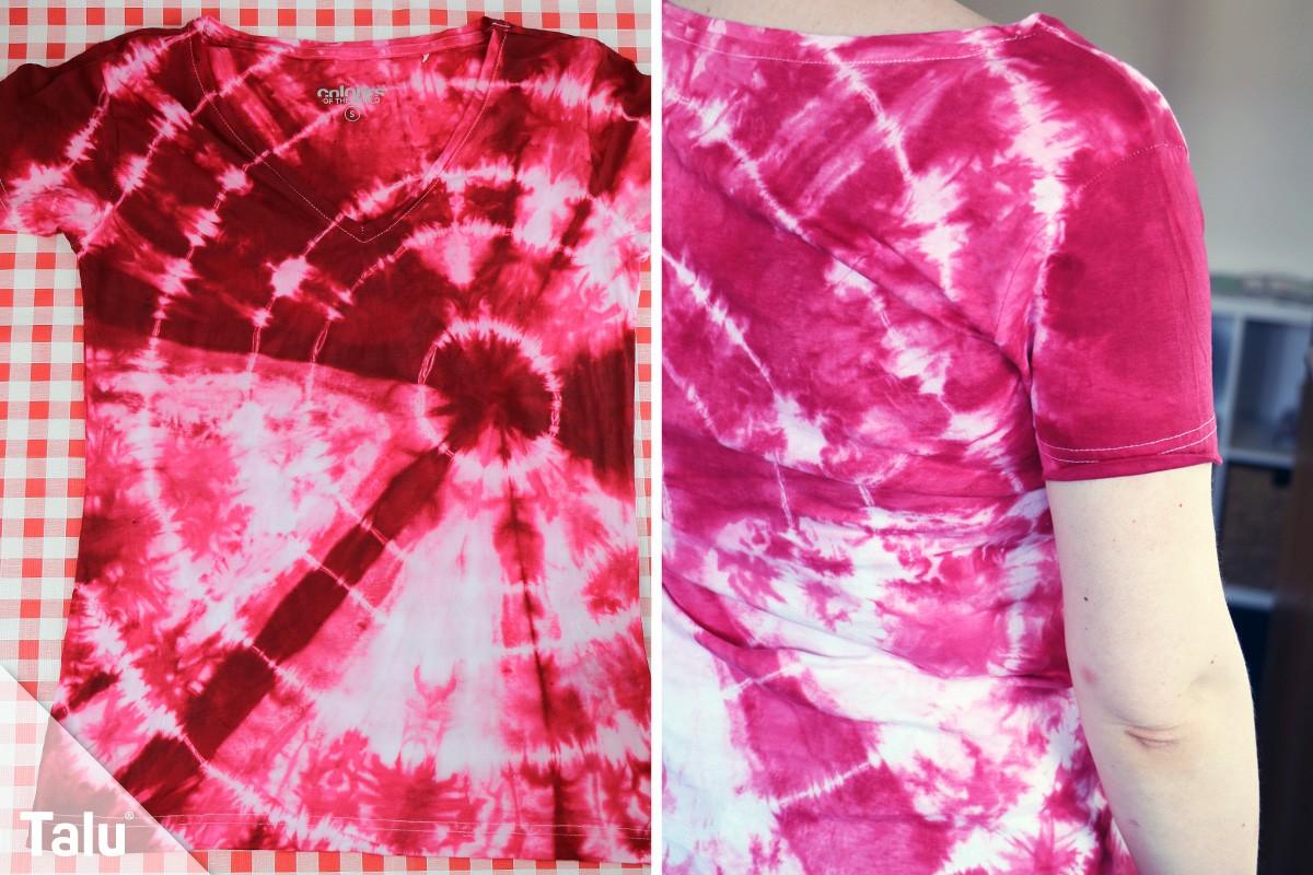 Batik-Shirt selber machen