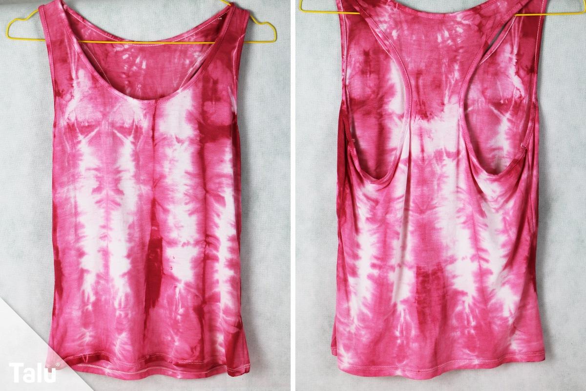Bekannt Batik selber machen - DIY-Anleitung für T-Shirts + Batikfarben TG44