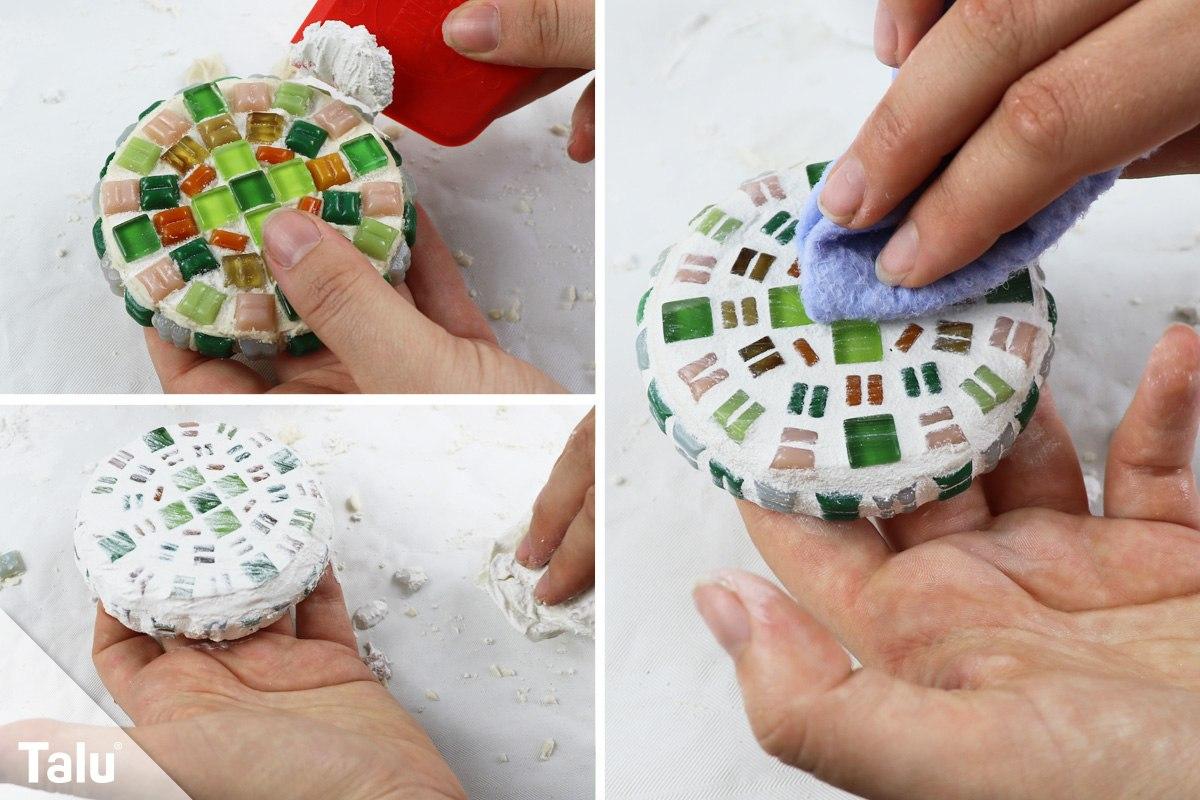 Mosaikverzierung