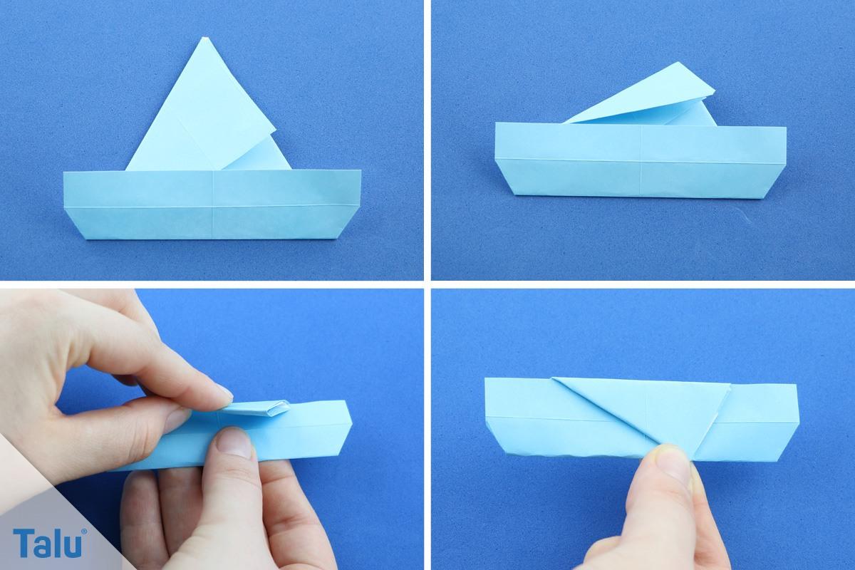 Dreieckige Schachtel
