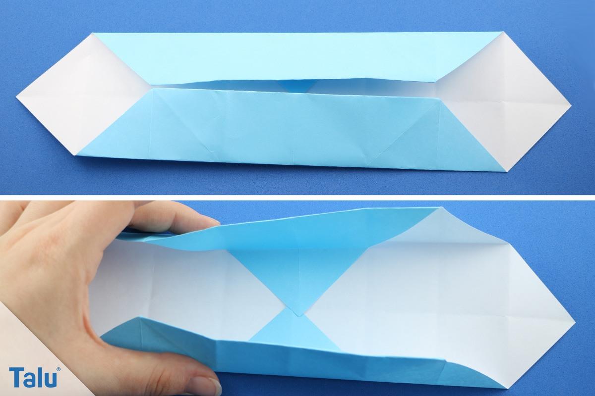 Schachteln falten
