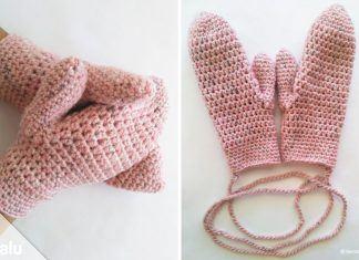 Handschuhe häkeln