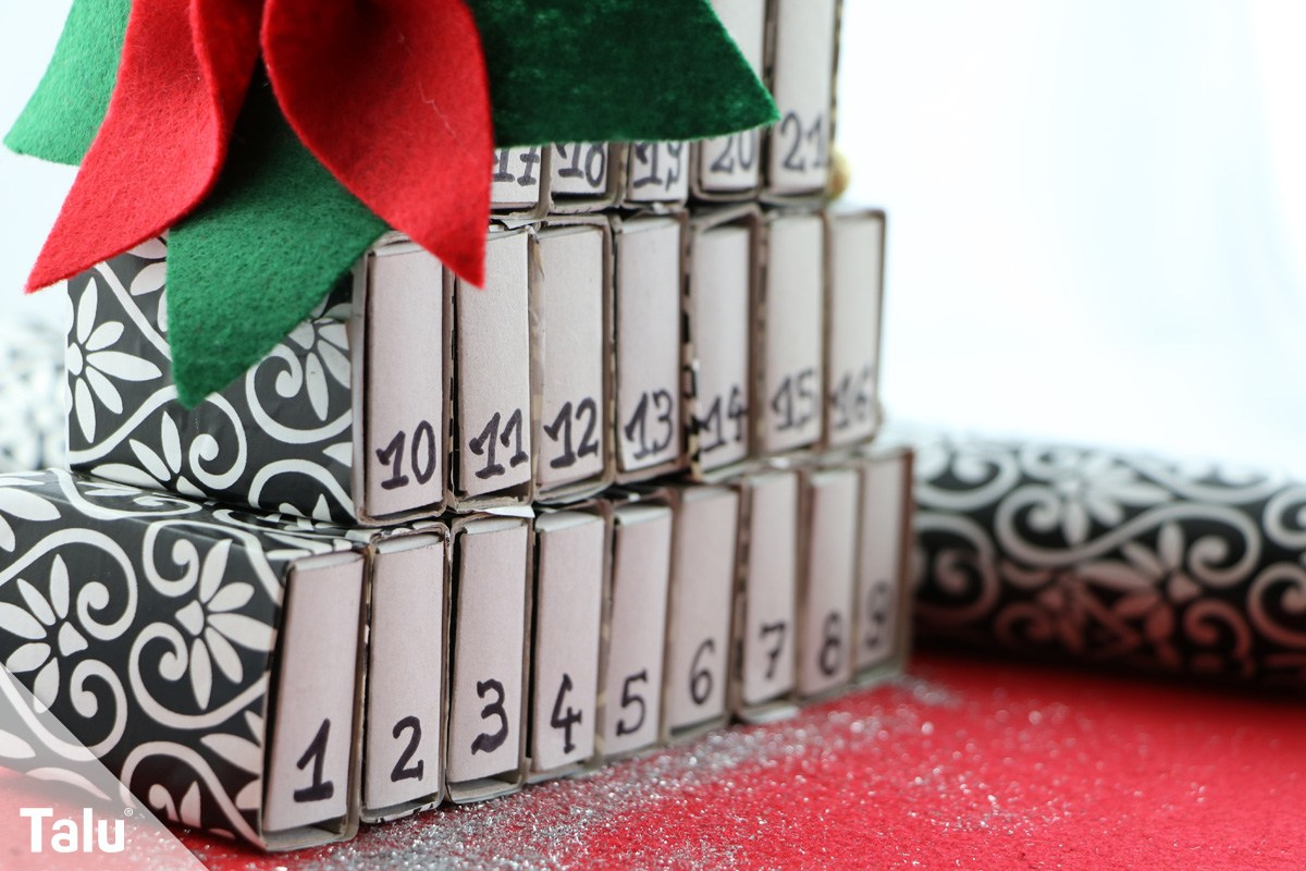 Mini-Adventskalender