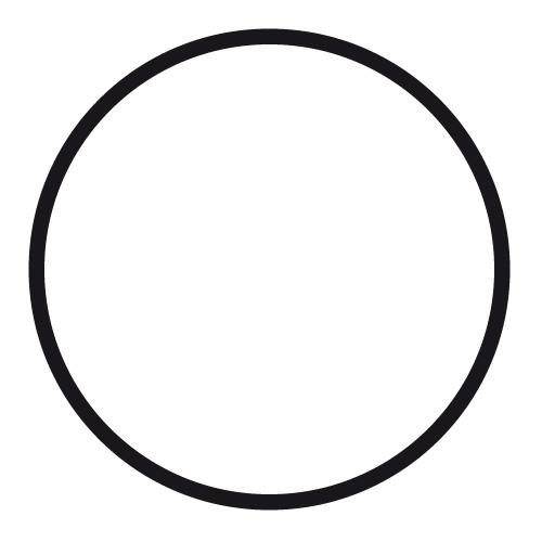 Symbol für Fadenring