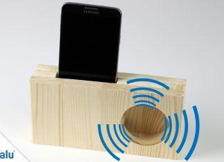 Handy Lautsprecher basteln