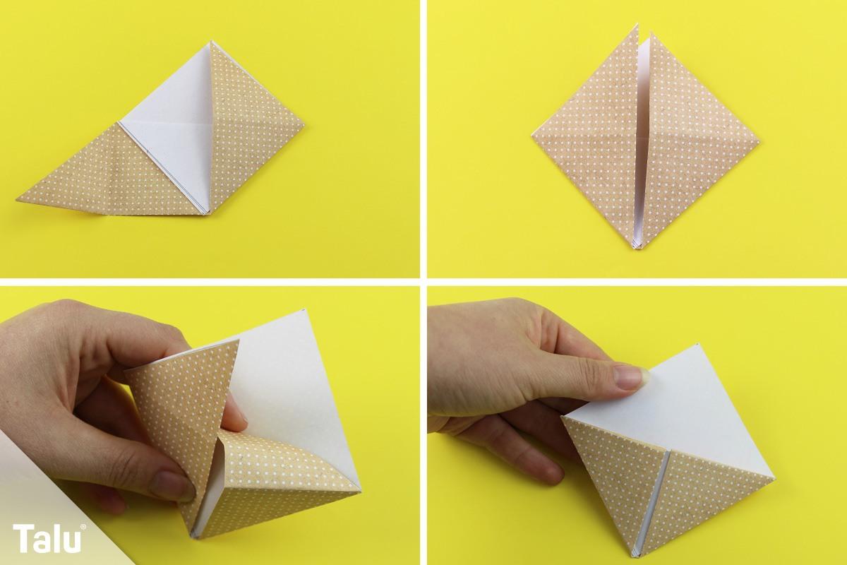 Origami-Igel