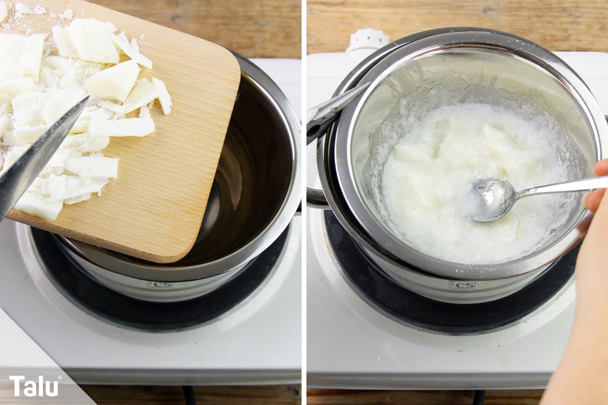 Seife selber machen