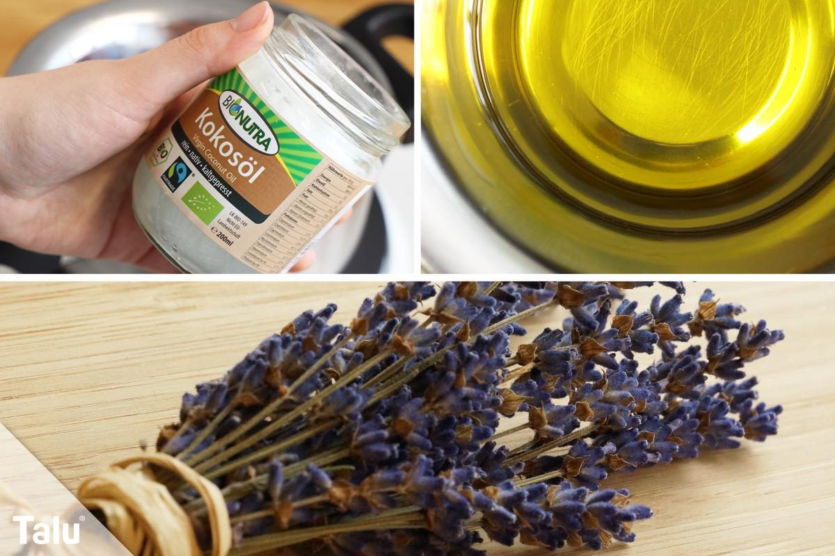 DIY-Lavendelseife