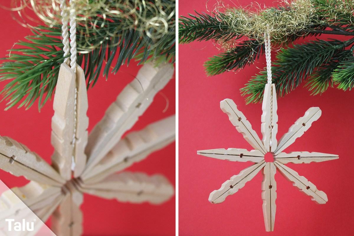 Christbaumschmuck Selber Machen 10 Weihnachtliche Bastelideen