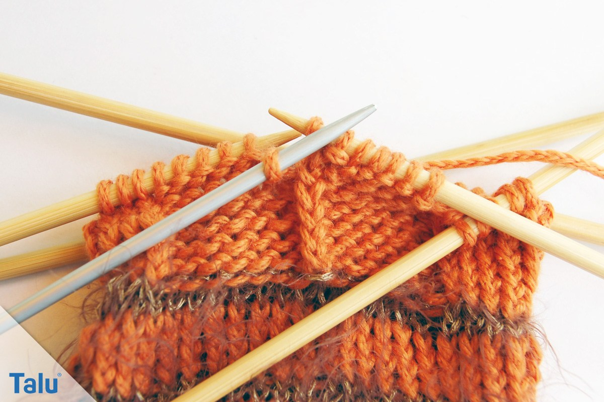 Handstulpen stricken