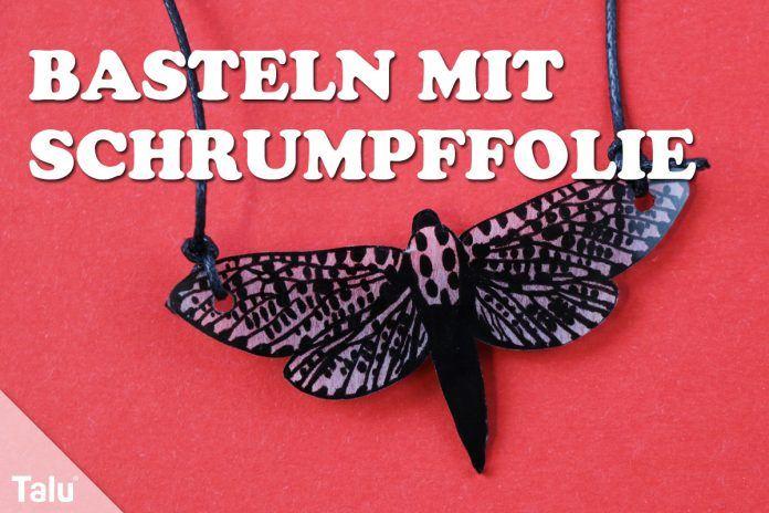 Basteln Mit Schrumpffolie Anleitung Diy Ideen Vorlagen Talu De