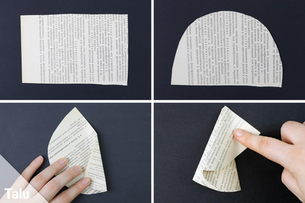 Anhänger aus Papier