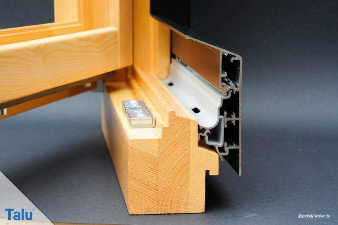 Holz alu fenster vorteile  Holz-Alu-Fenster: Vor- und Nachteile, Preise und Hersteller - Talu.de
