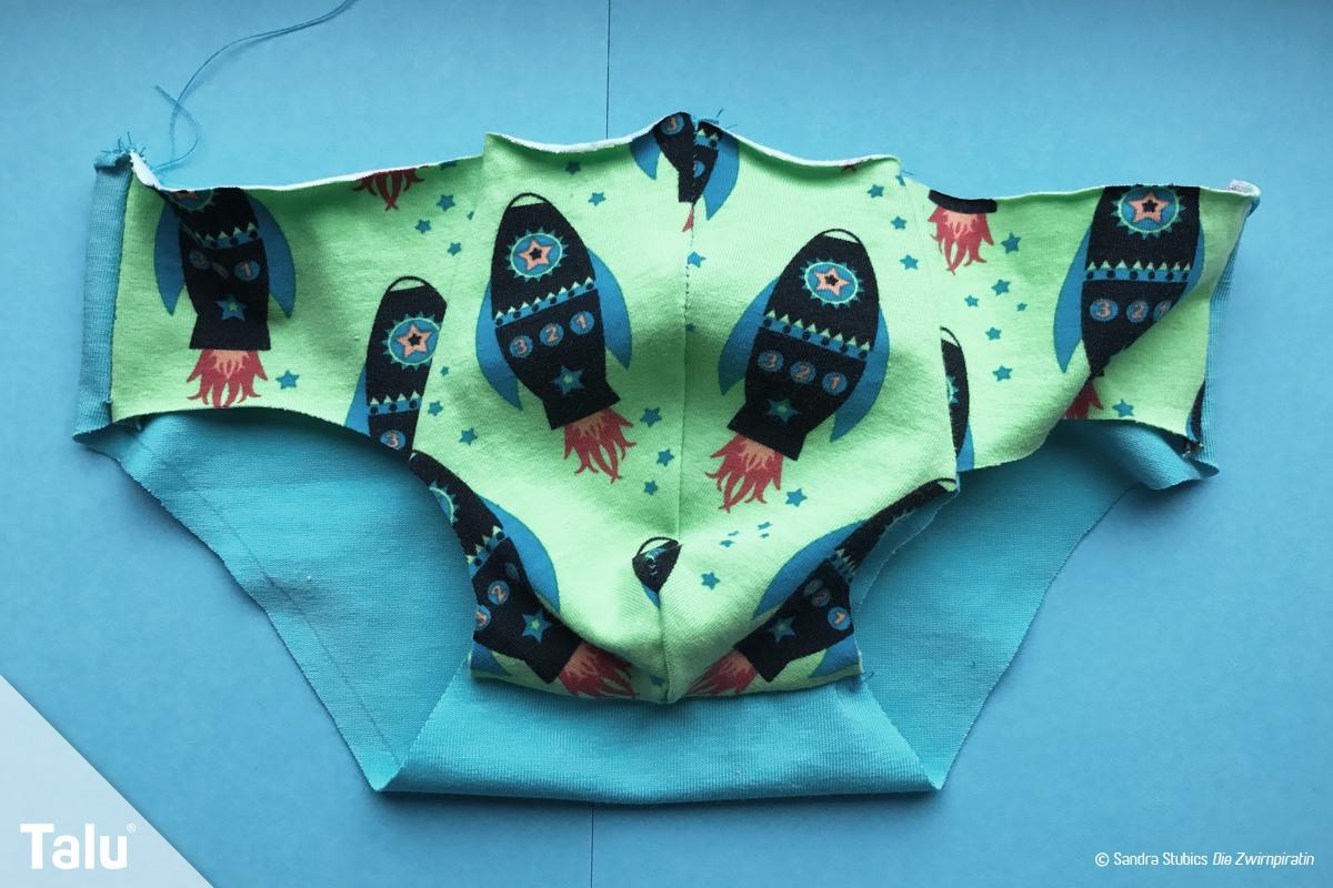 Kinder Unterwäsche Nähen Schnittmuster Für Unterhemd Unterhose