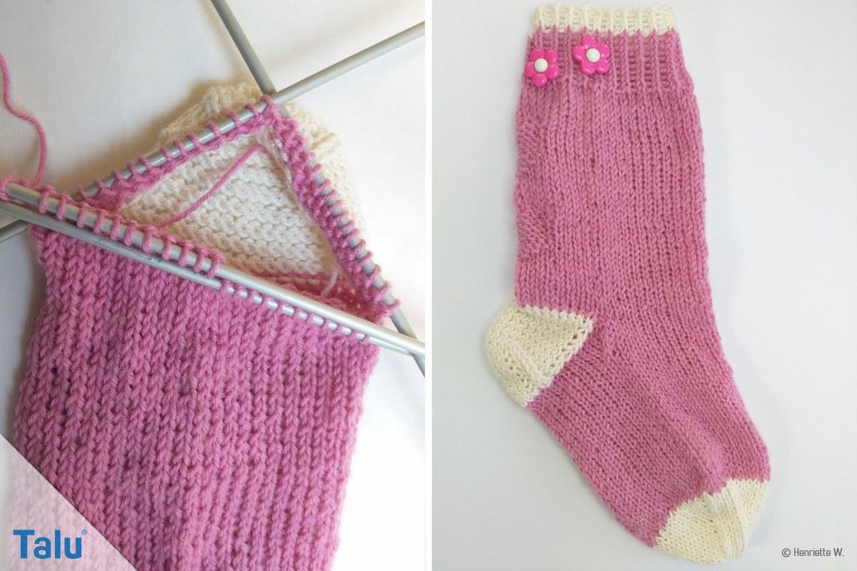 Pdf Knitting Pattern For Campervan Socks