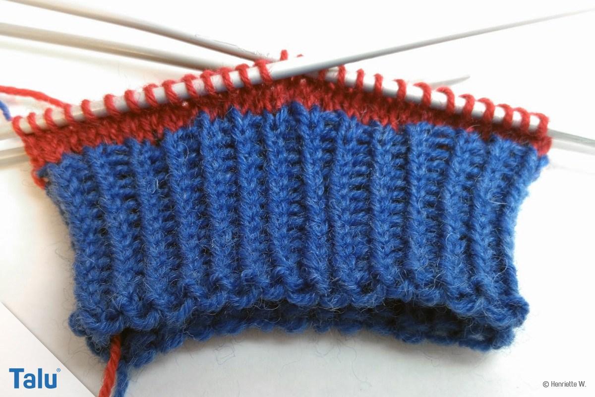 Strickanleitung für Socken