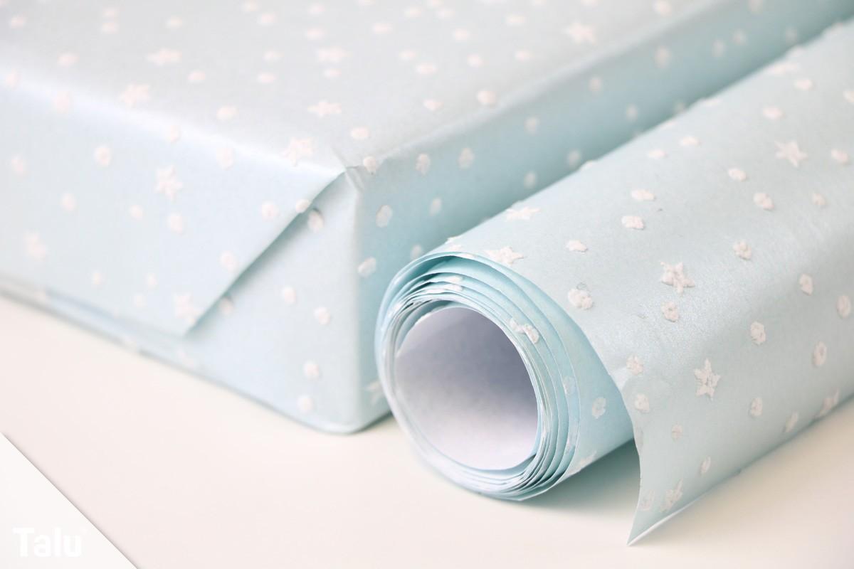 Weihnachtliches Geschenkpapier