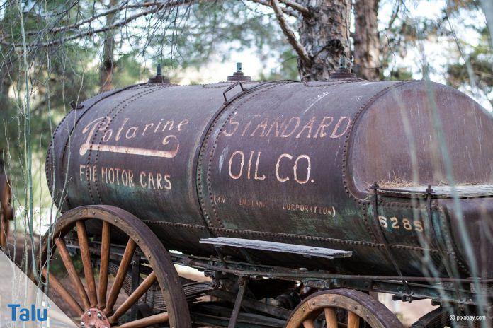 Öltanks sollten rechtzeitig entsorgt werden