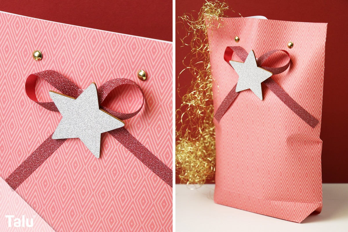 weihnachtsgeschenke verpacken anleitung tipps zum einpacken. Black Bedroom Furniture Sets. Home Design Ideas