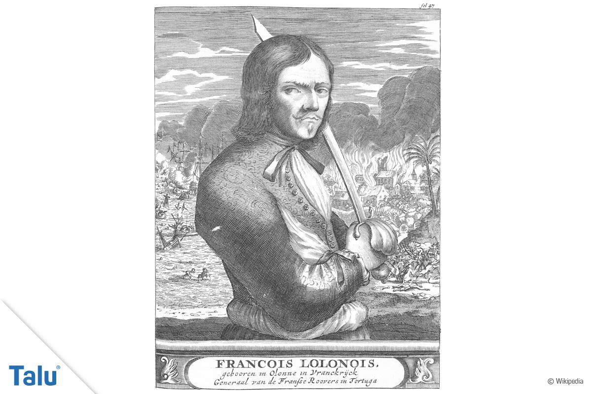 Jean-David Nau - François l'Olonnais