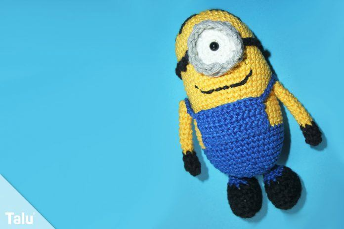 Amigurumi Crochet Minion Free Pattern - Amigurumi Free Patterns ... | 464x696