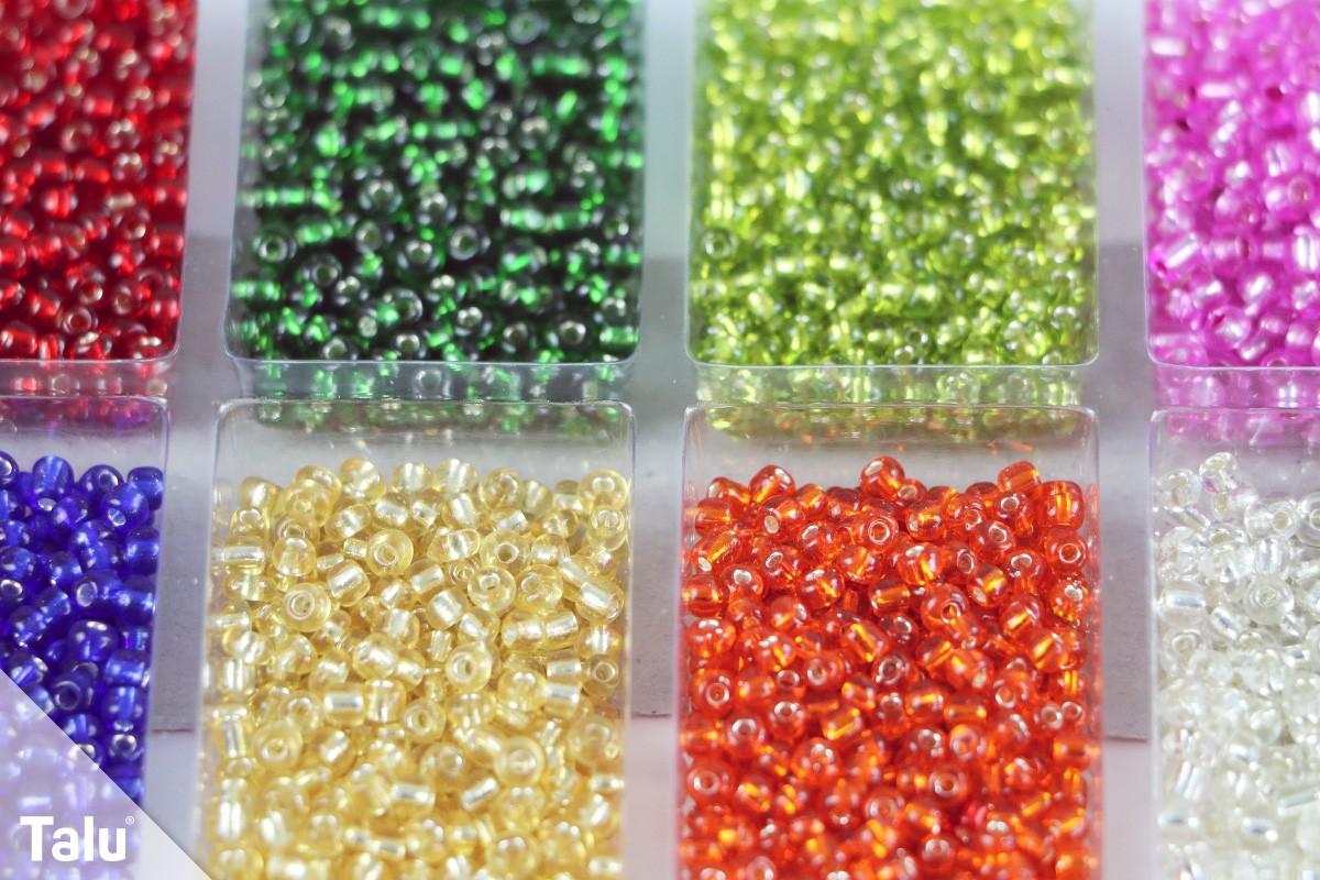 Rocailles Perlen