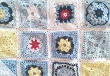 Granny Square Muster