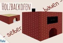 Holzbackofen selber bauen, kostenlose Bauanleitung